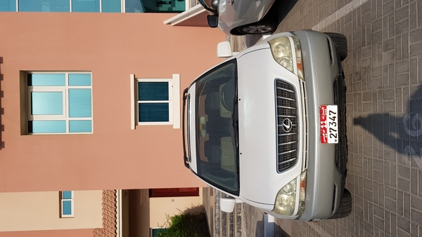 Used Lexus RX300 in Dubai, UAE