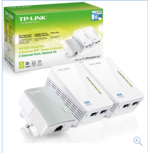 Used Brand New TP LINK ROUTER Extender in Dubai, UAE