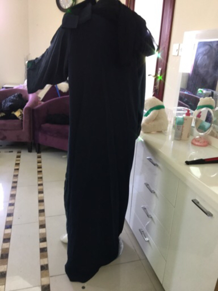 Used Abaya from Belle and Chic Collection  in Dubai, UAE