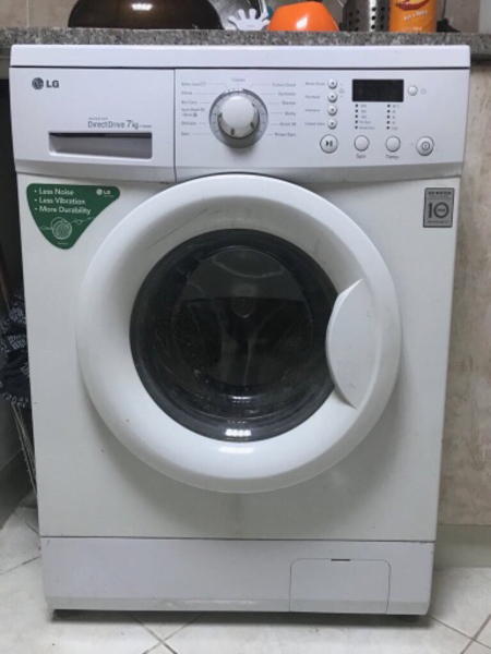 Used LG washing machine  in Dubai, UAE