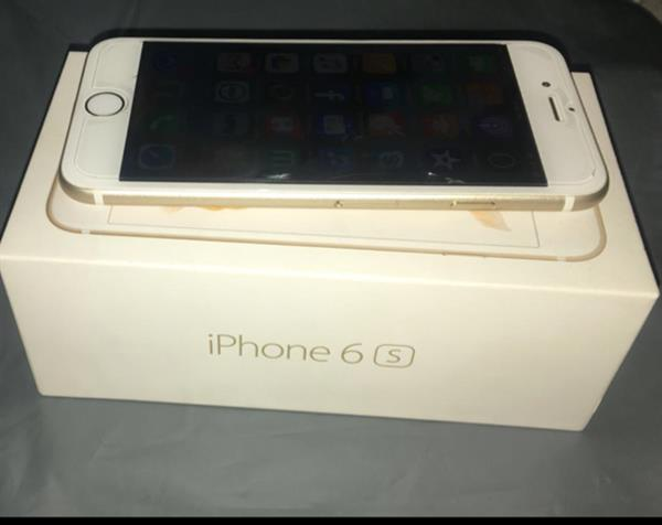 Used I Phone 6s 64gb New Condition Remaining 4 Months Warrenty  Buy From Gaint Mall All Accessories Original  in Dubai, UAE