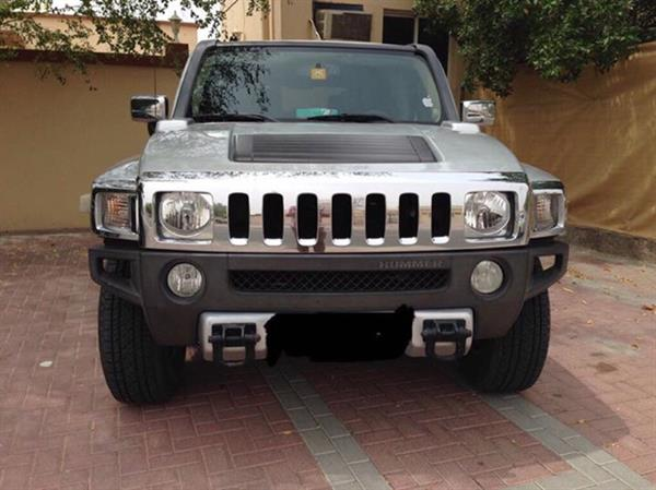 Hummer H3 2008 For Silver For Urgent Sale