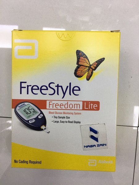 Used Free style blood glucose monitoring addo in Dubai, UAE