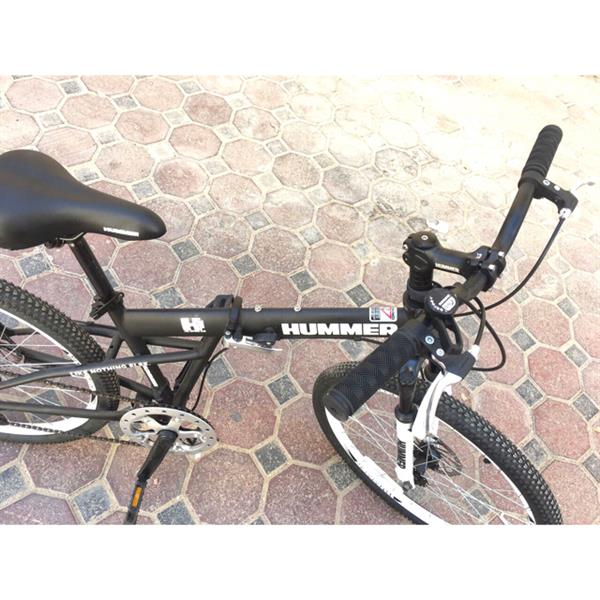 Used  Brand New Hummer H1 Matte Black And White Cycle. Brand New. No Problems  in Dubai, UAE