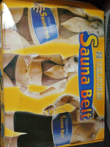 Used Sauna Belt - Velform in Dubai, UAE