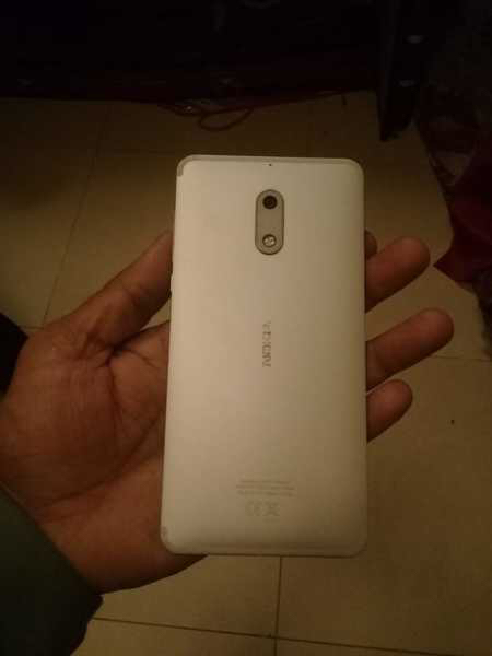 Used Nokia 6 (sale or swap with AirPods 2 in Dubai, UAE