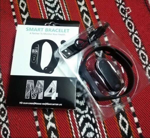 Used M4 band new. = in Dubai, UAE