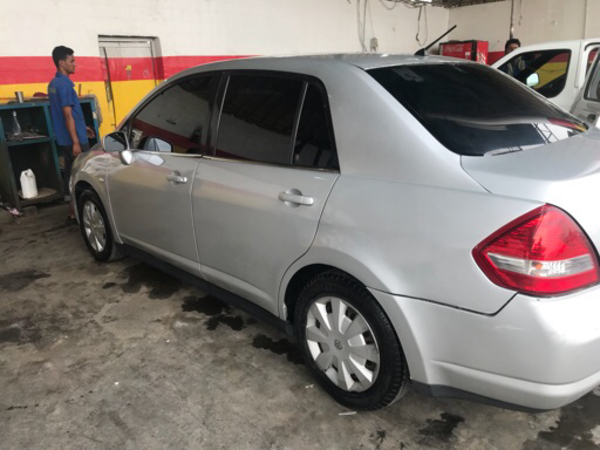 Used Nissan Tiida 2008 in Dubai, UAE
