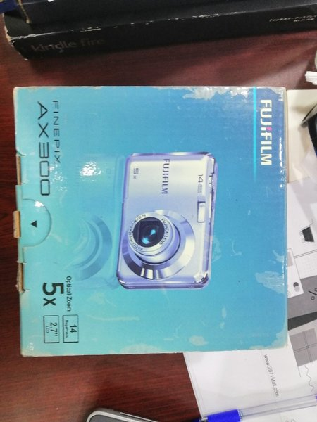 Used Fuji Filem Finepix Ax300 in Dubai, UAE