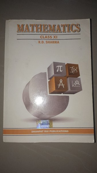 Used CLASS 11 RD SHARMA MATHEMATICS GUIDE in Dubai, UAE