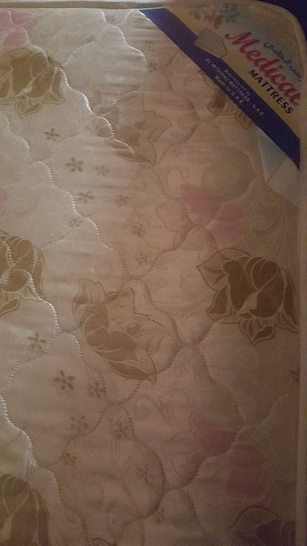 Used New mattress for sale 190*180medicare in Dubai, UAE