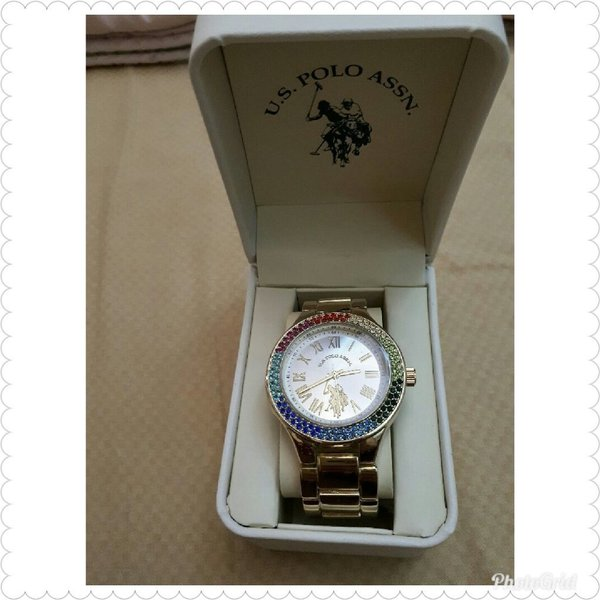 Used Us polo assn watch authentic in Dubai, UAE