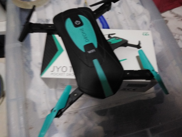 Used Rc drone ( toys for your big son) in Dubai, UAE