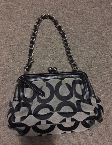 Used Coach preowned handbag in Dubai, UAE