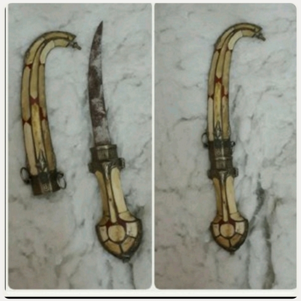 Used Antique rare SAMURAI JAPAN... in Dubai, UAE