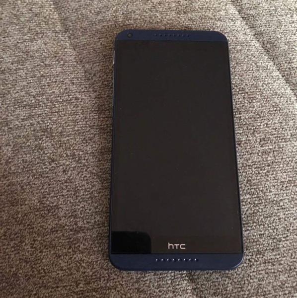 Used HTC Desire 816G, 16gb - Matte Blue Color in Dubai, UAE