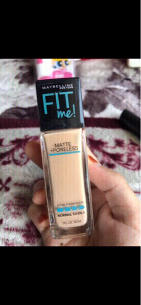 Used New Maybelline Fit Me foundation , 115❤️ in Dubai, UAE