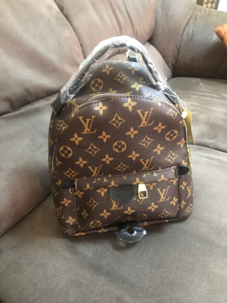 Used  Backpack 🎒 Louis Vuitton  in Dubai, UAE