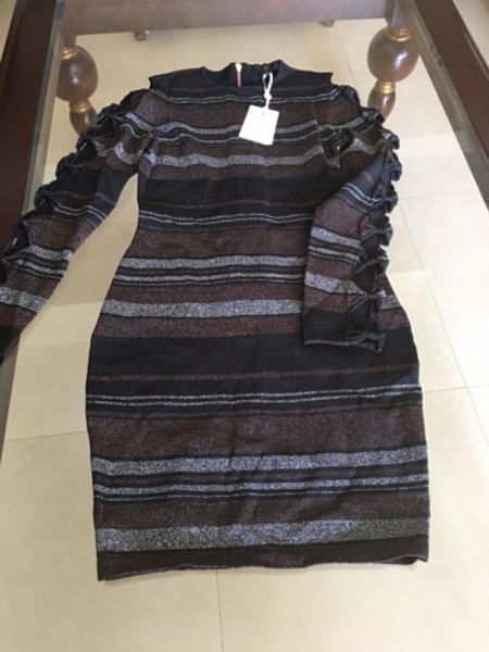 Used Ted Baker dress never worn small size in Dubai, UAE
