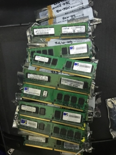 Used DDR, DDR2, DDR3 in Dubai, UAE