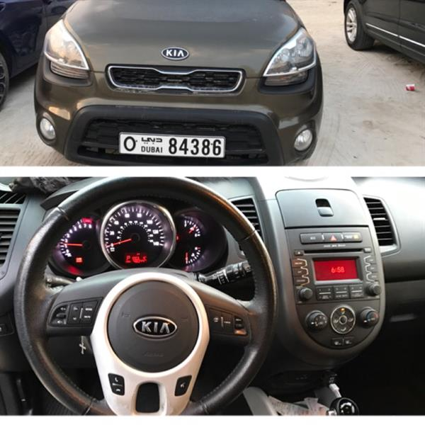 Used Kia  Soul 2012 In Excellent Condition...no Need To Spend Any Coin On It.just Set And Drive... in Dubai, UAE