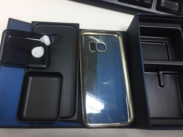 Used Samsung S7 With All Accessories And Box in Dubai, UAE