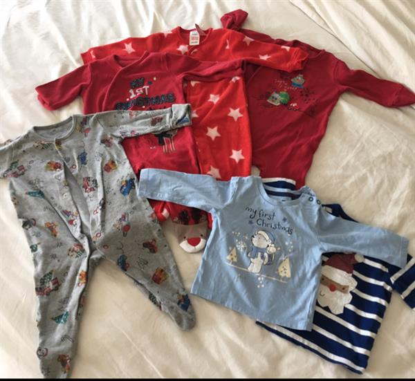 Used Baby Boy Christmas Outfits in Dubai, UAE
