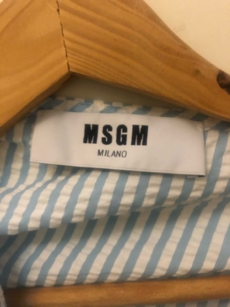 Used MSGM casual and elegant top in Dubai, UAE