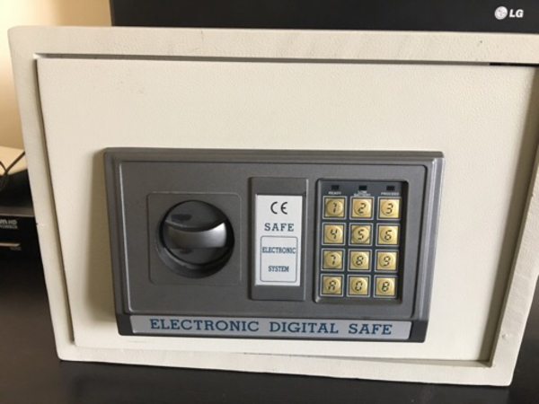 Used Small DIGITAL save  in Dubai, UAE