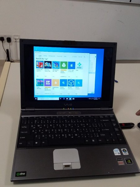 Used Used Laptop but Good condition in Dubai, UAE