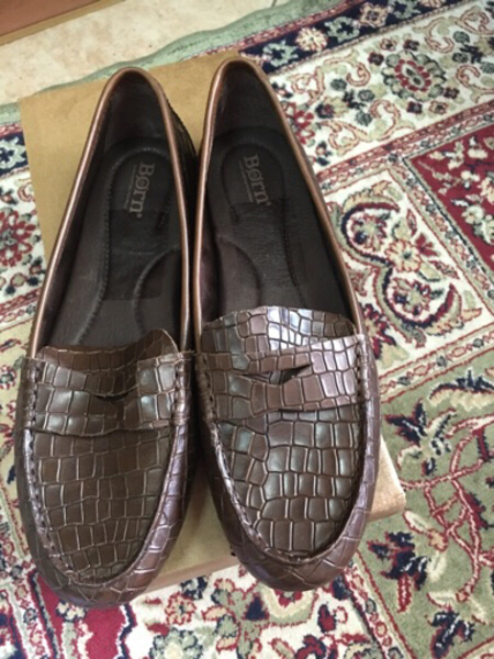 Used Born women shoes real leather from us in Dubai, UAE