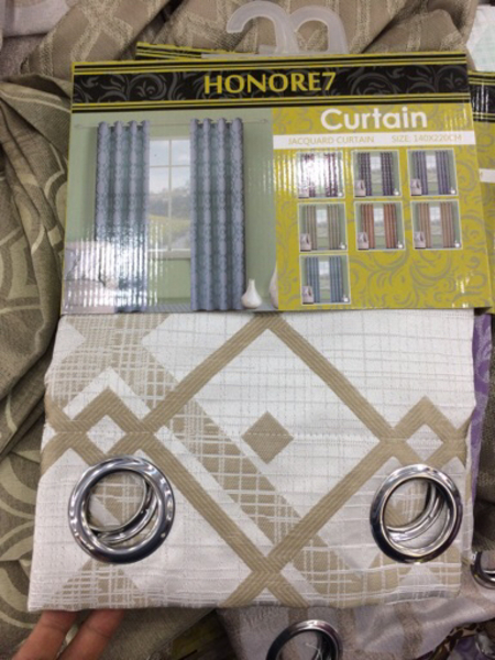 Used Curtain in Dubai, UAE