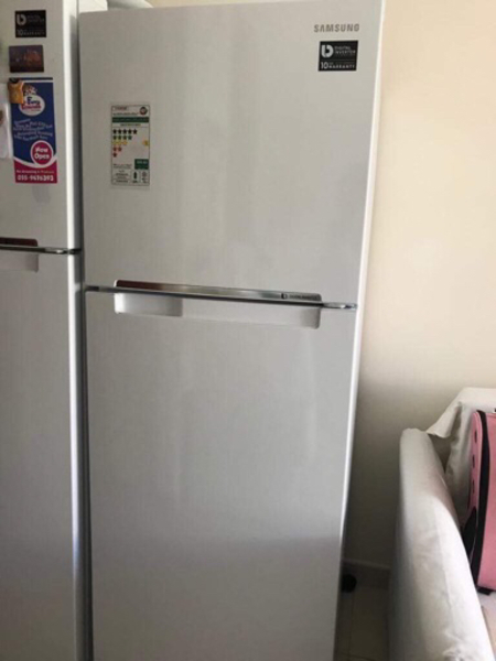 Used Samsung 2-Door Inverter Refrigerator in Dubai, UAE
