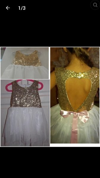 Used Brand New party sequin dress in Dubai, UAE