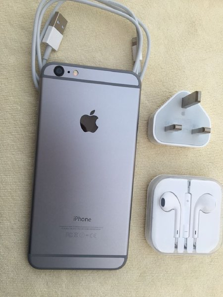Used Iphone 6 plus 128g in Dubai, UAE