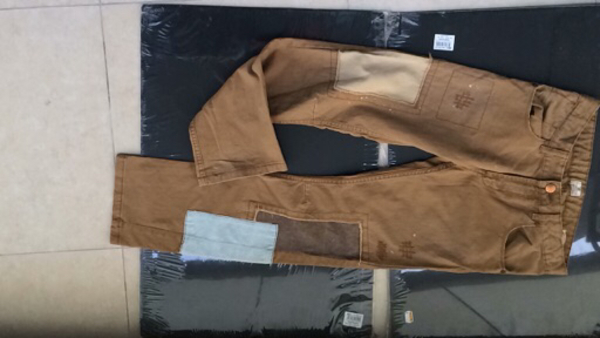 Used Scotch & soda 10-12 yrs new jeans in Dubai, UAE