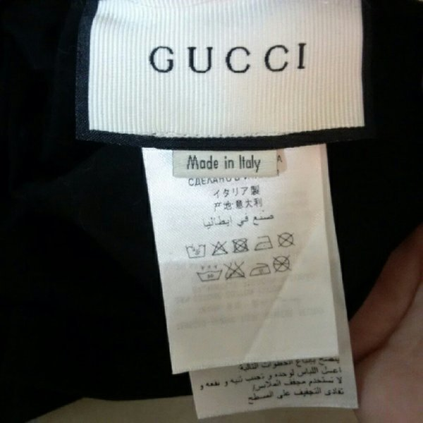 Used Gucci tank. NOT original in Dubai, UAE