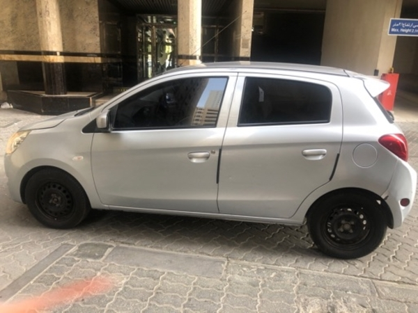 Used Mitsubishi Mirage in Dubai, UAE