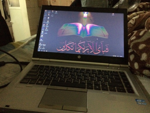 Used Hp laptop i5 in Dubai, UAE