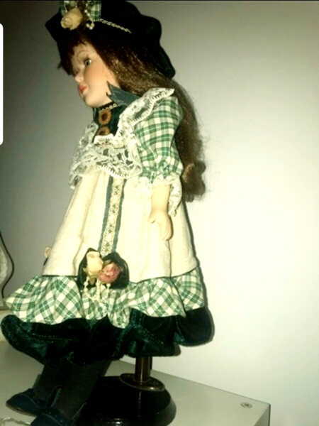 Used 70 Yrs Old Porcelain Doll .. EUROPEAN in Dubai, UAE