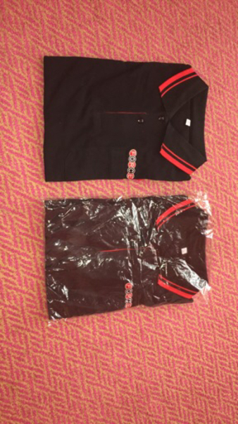 Used 2 T-shirts new in Dubai, UAE