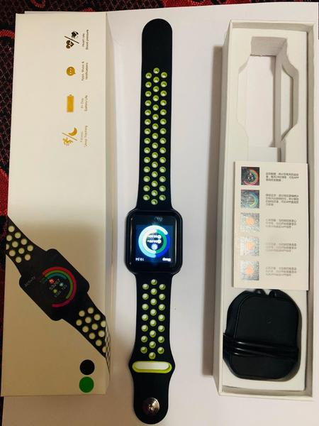 Used M8 SMART watch Android & IOS in Dubai, UAE