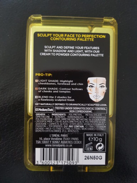 Used Authentic L'Oréal sculpt and eye liner in Dubai, UAE