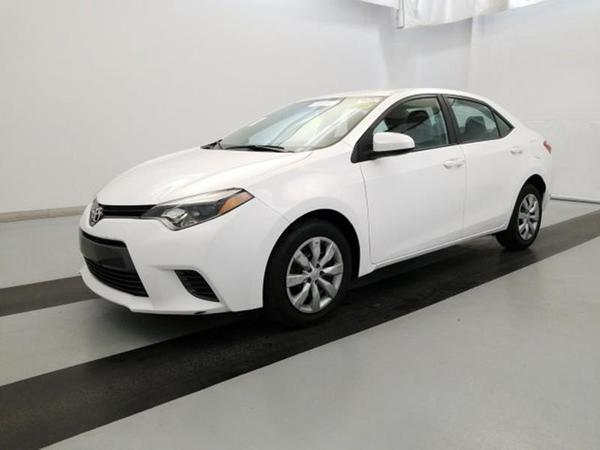 Used 2016 Toyota Corolla LE 4dr in Dubai, UAE