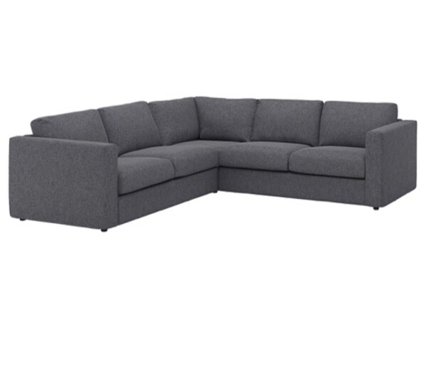 Used Used L shape couch, 5 seaters in Dubai, UAE