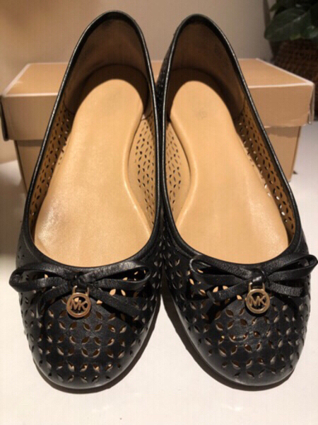 Used Michael Kors MK shoes size 8M/38.5 used in Dubai, UAE