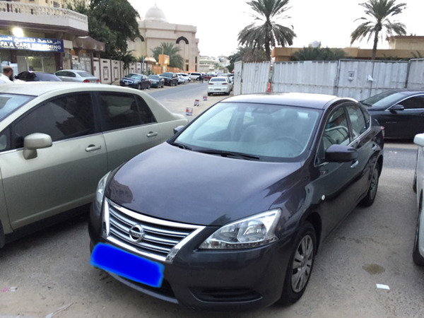 Used Nissan Sentra 2014 in Dubai, UAE