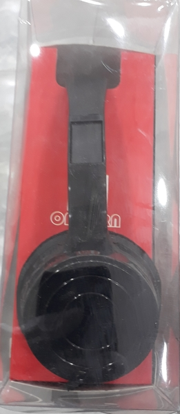Used Over Ear Wired sterio Headphone - black in Dubai, UAE