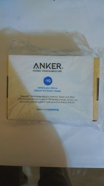 Used Anker power bank 5200 in Dubai, UAE