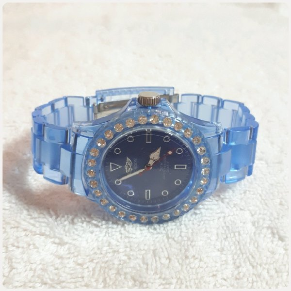 Used Blue London watch FASHIONISTAS for her in Dubai, UAE